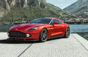 Aston Marin Zagato