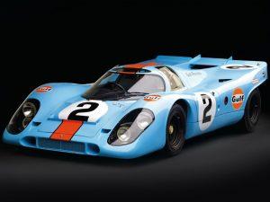 A real Porsche 917