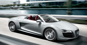 Hire a Convertible/Cabriolet