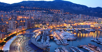 Rent a Luxury Car in Monaco
