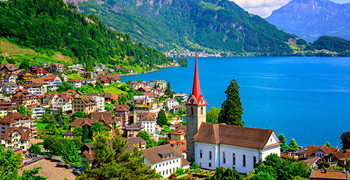 Rent a Luxury Car in Switzerland