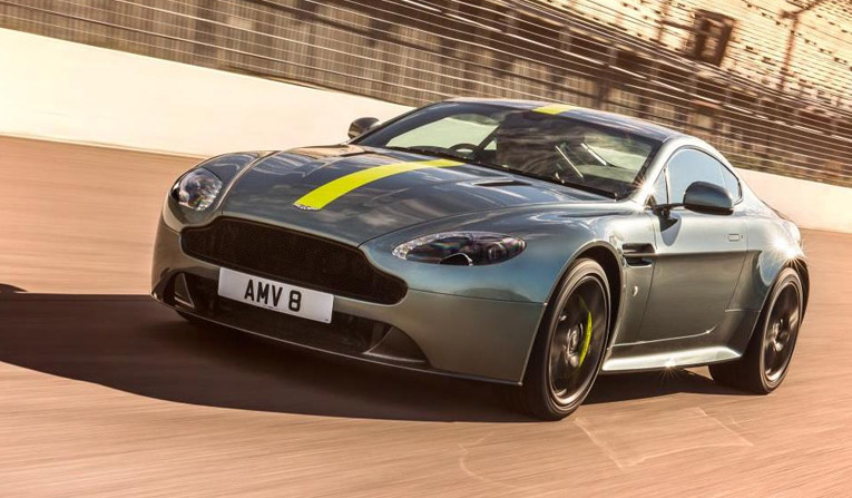 Aston Martin Vantage AMR Rental in Uk