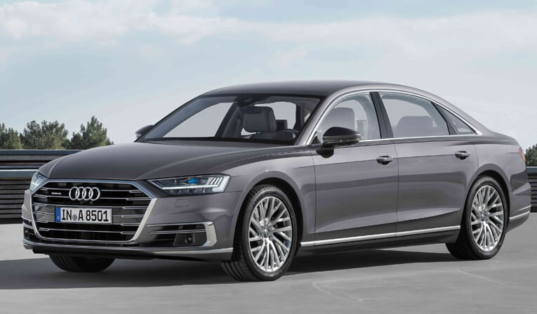 Hire the Audi A8