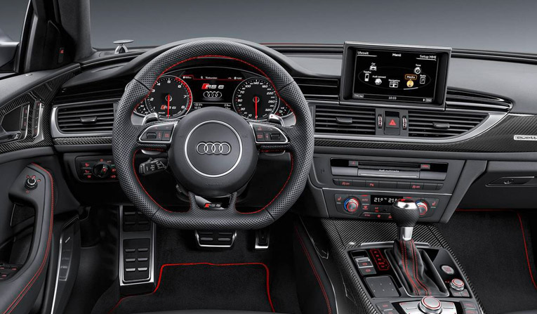 Hire the Audi RS6