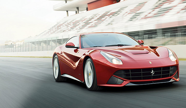 Hire the Ferrari F12 Berlinetta