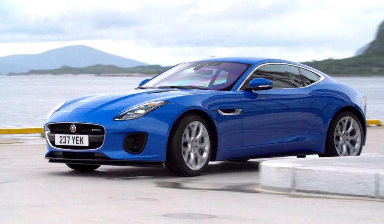 Elegant ... Jaguar F Type ...