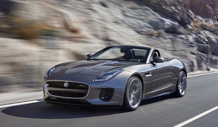 ... Jaguar F Type Roadster ...