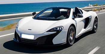 McLaren 650s-spider Hire in Austria