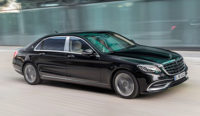 Rent the Maybach S560