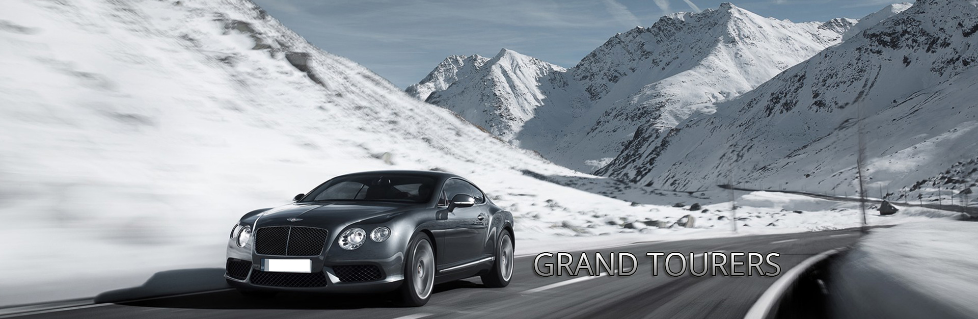 Hire GT / Gran Touring cars